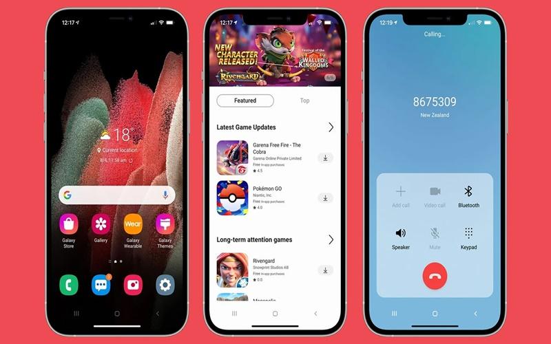 Samsung iTest - istimewa