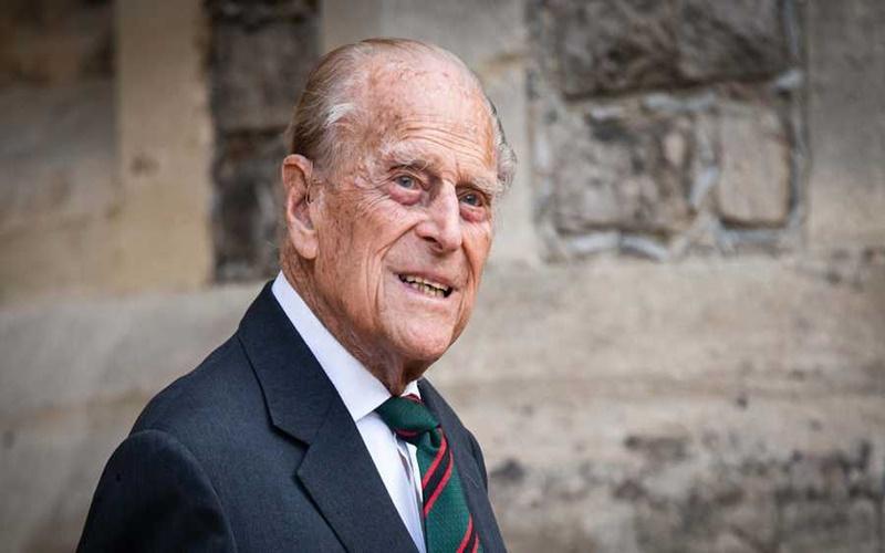 Suami Ratu Elizabeth Pangeran Phillip - istimewa