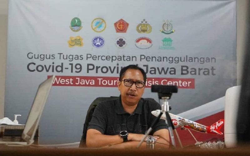 Kepala Dinas Pariwisata (Disparbud) Jawa Barat Dedi Taufik