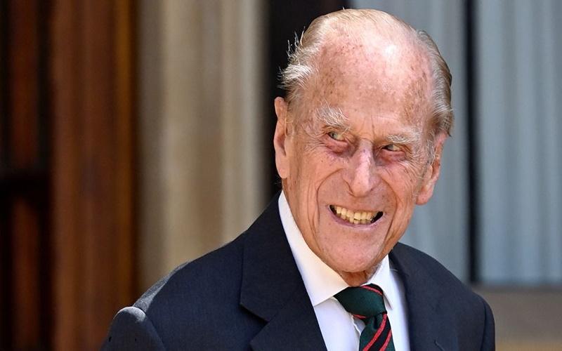 Pangeran Phillip meninggal dunia di usia 99 tahun  -  istimewa