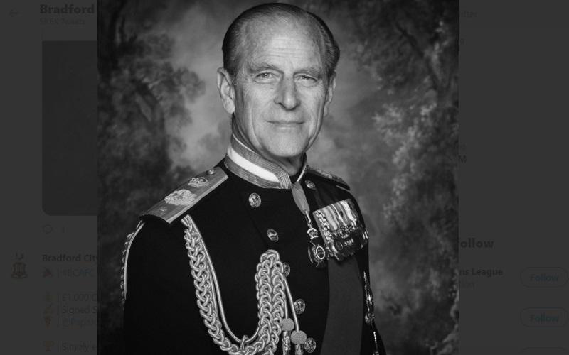 Pangeran Philip telah meninggal dunia di usia 99 tahun / The Royal Family