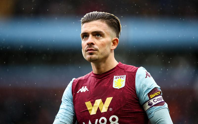 Kapten Aston Villa Jack Grealish - Bleacher Report