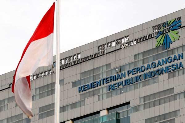 Gedung Kementerian Perdagangan. - Setkab