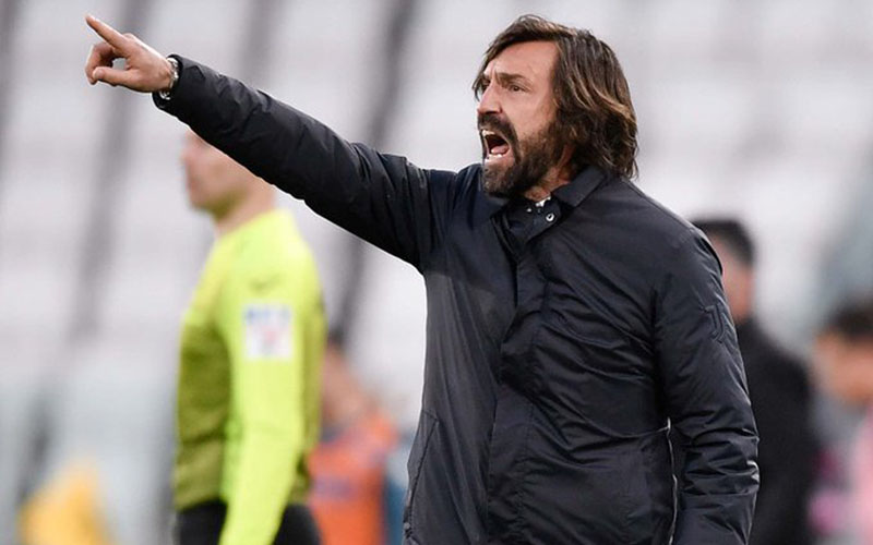 Pelatih Juventus Andrea Pirlo - Twitter@juventusfcen