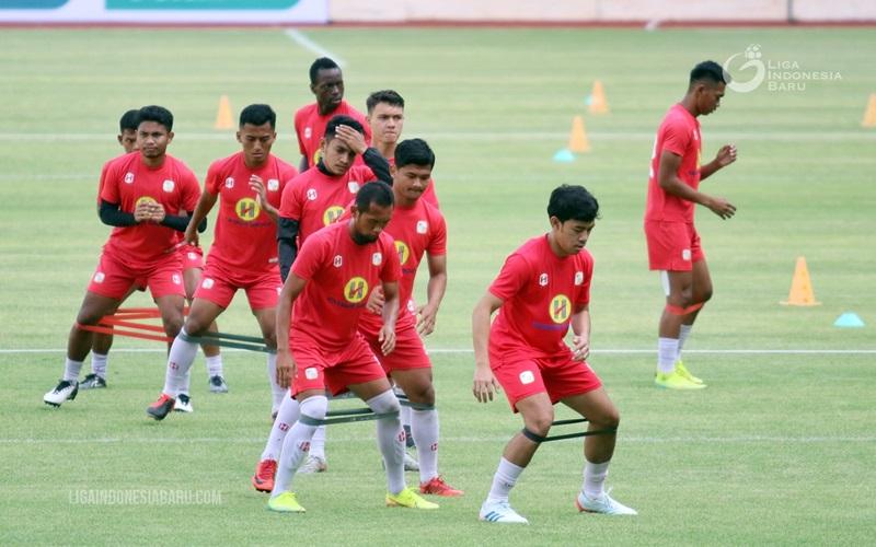 Pemain Barito Putera - Liga Indonesia