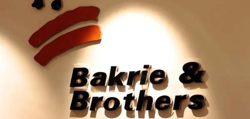 Logo PT Bakrie & Brothers Tbk. (BNBR).  - Bisnis.com
