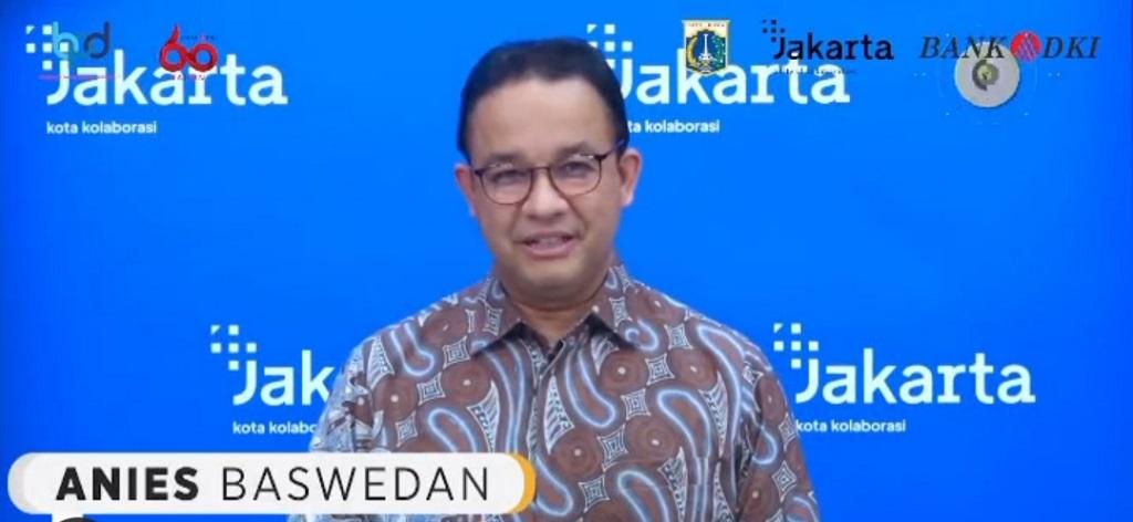 Foto: Gubernur DKI Jakarta Anies Baswedan