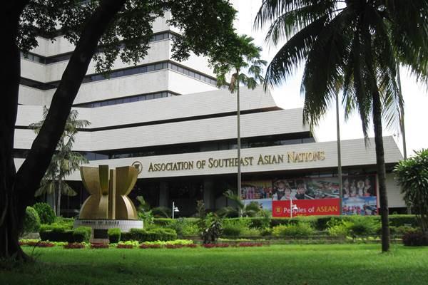Sekretariat Asean di Jakarta - wikipedia