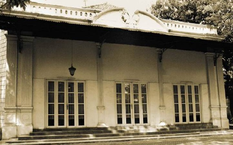 Rumah Menlu pertama RI Mr. Achmad Soebardjo - Twitter@Kemlu_RI
