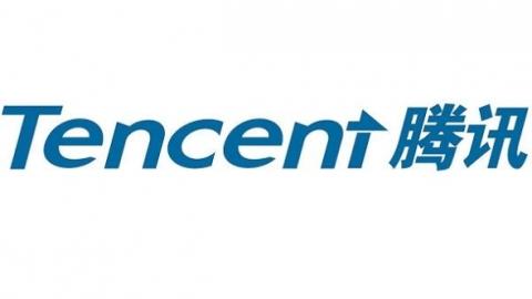 Logo Tencent - Reuters