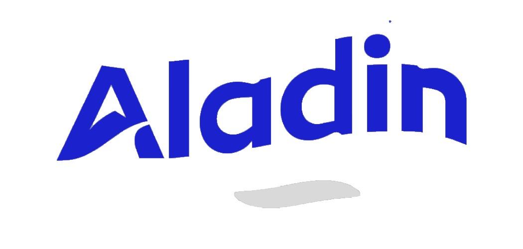Logo Bank Aladin Syariah (BANK). - Istimewa