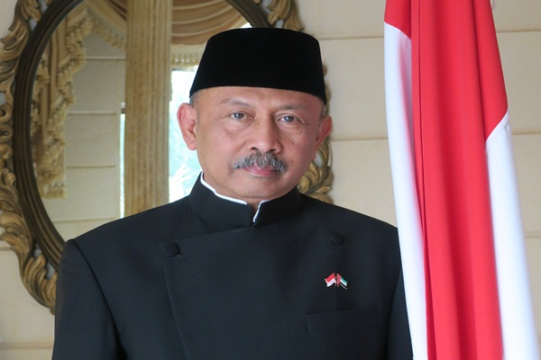 Duta Besar Indonesia untuk Uni Emirat Arab (UEA) Husin Bagis. - Bisnis/Istimewa