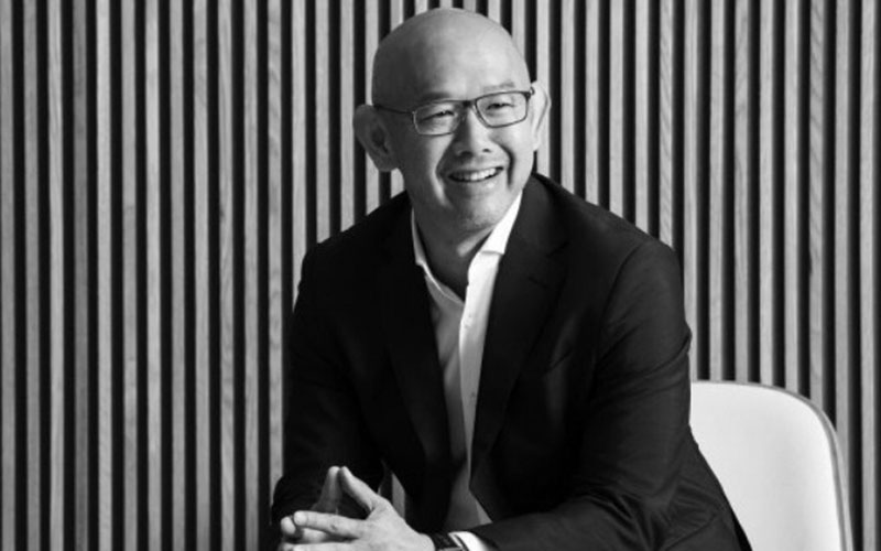 Chairman & CEO Crown Group Iwan Sunito - EastLakesLive.com.au