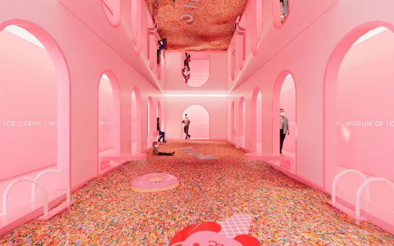 Museum Es Krim Singapura beralamat di 100 Loewen Road, Dempsey.  - MOIC