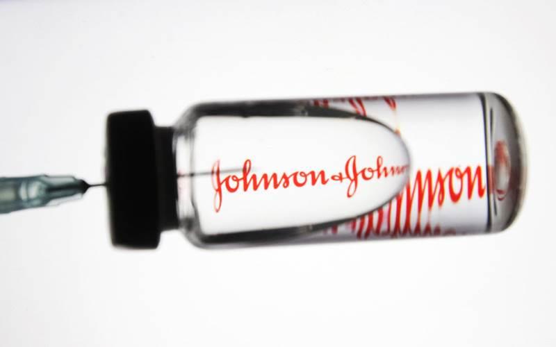 Vaksin Johnson and johnson