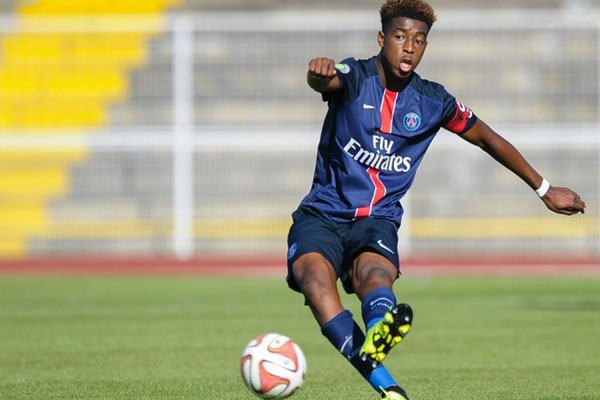 Bek Paris Saint-Germain Presnel Kimpembe - Reuters