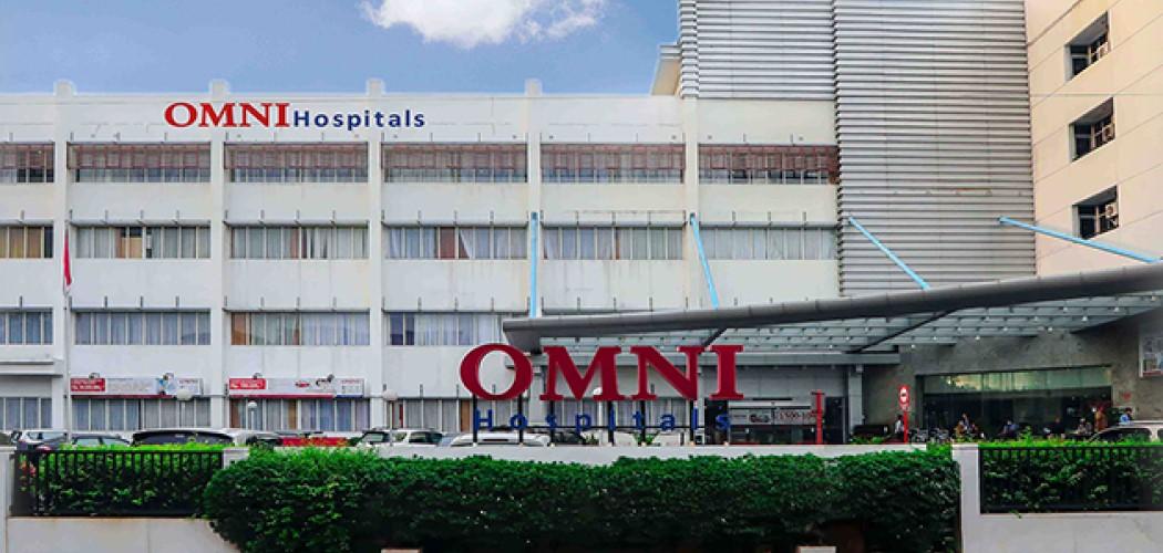 Rumah sakit Omni Hospital Pulomas. - Istimewa