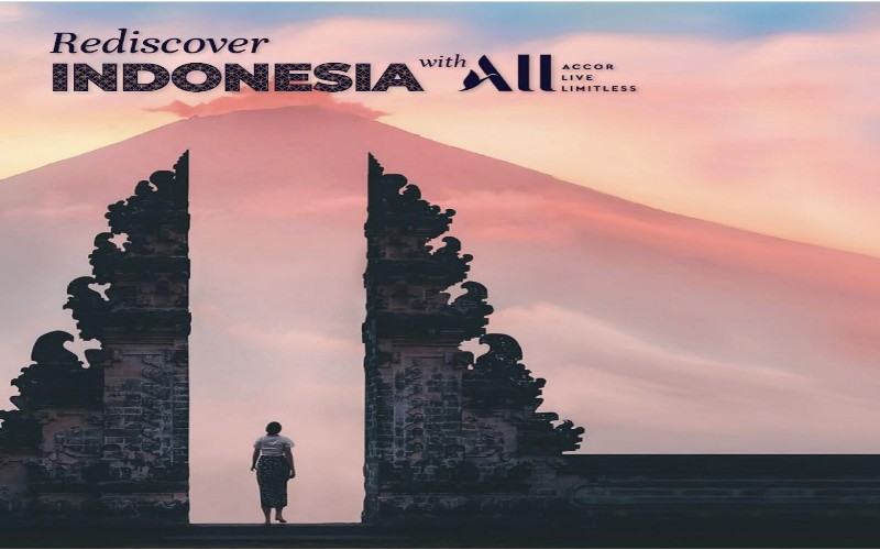 Rediscover Indonesia by Accor Hotel  - Istimewa