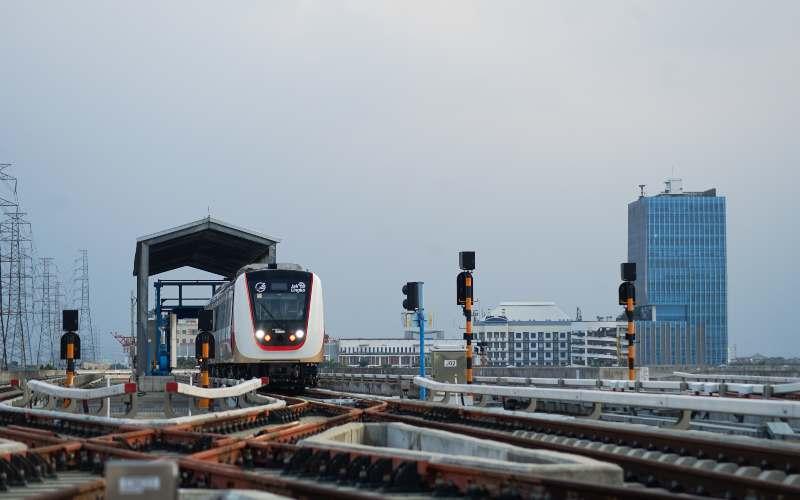 Ilustrasi LRT