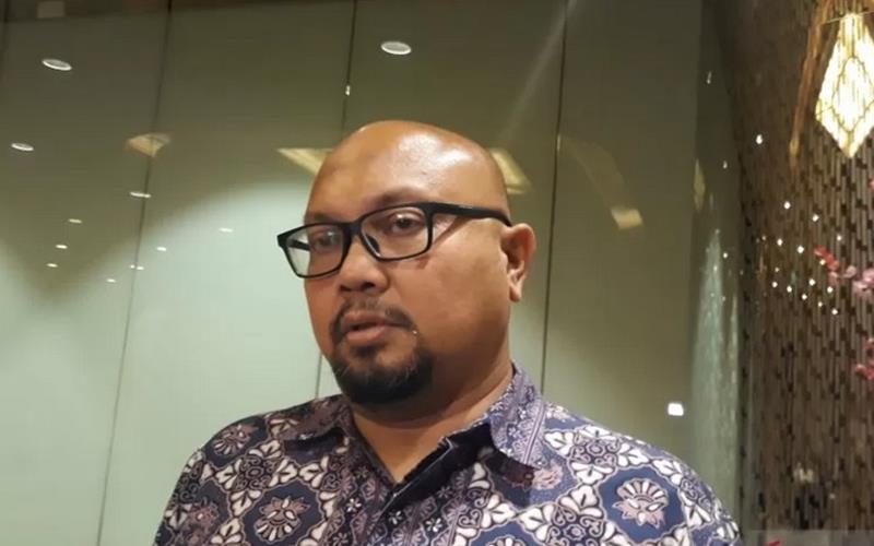 Komisioner KPU RI Ilham Saputra - Antara