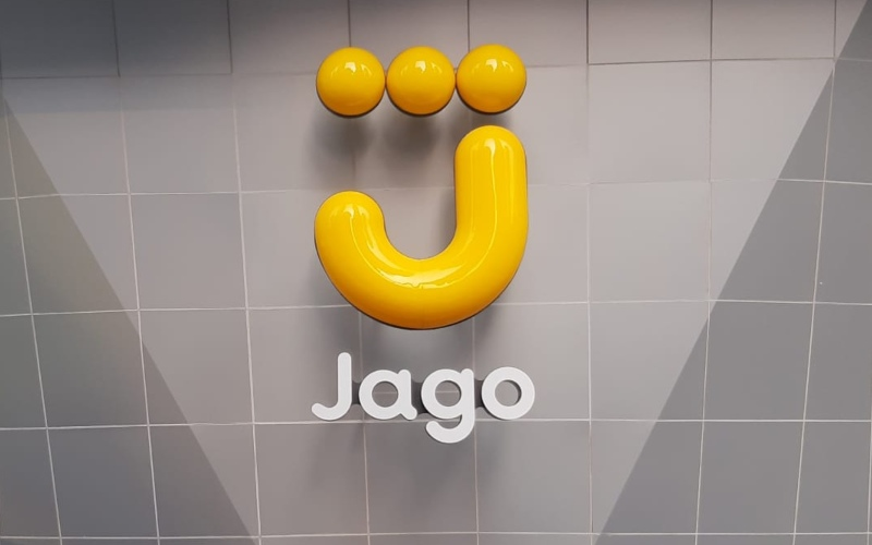 Logo Bank Jago - Istimewa