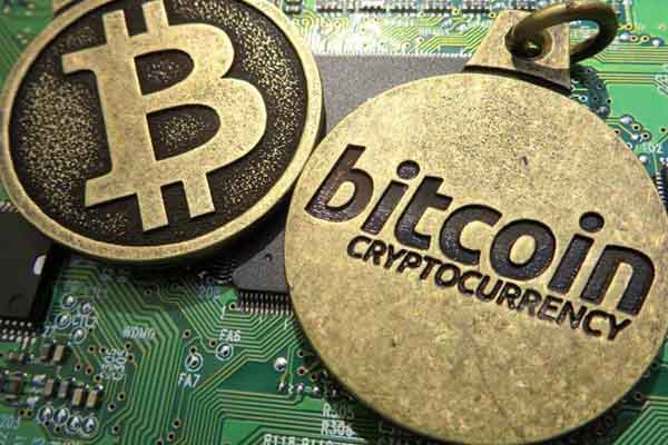 Ilustrasi Bitcoin  -  Pando