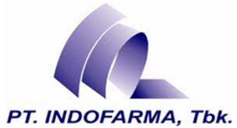 Logo PT Indofarma Tbk. - Istimewa