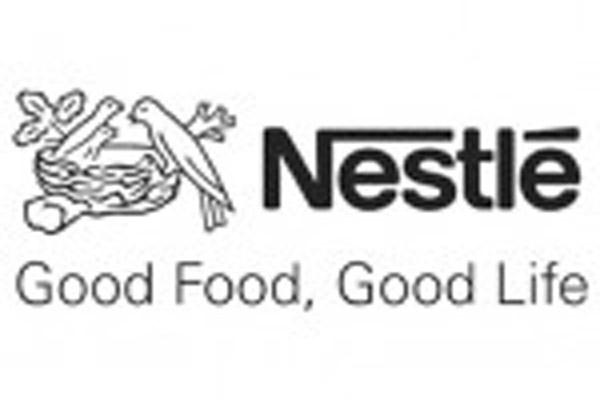 Logo Nestle.  - Ilustrasi