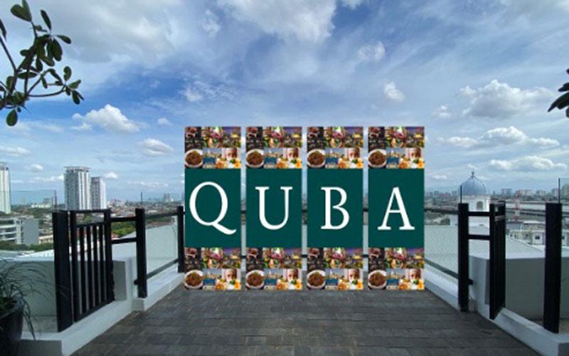 Quba Resto di Sutasoma Hotel. - Istimewa