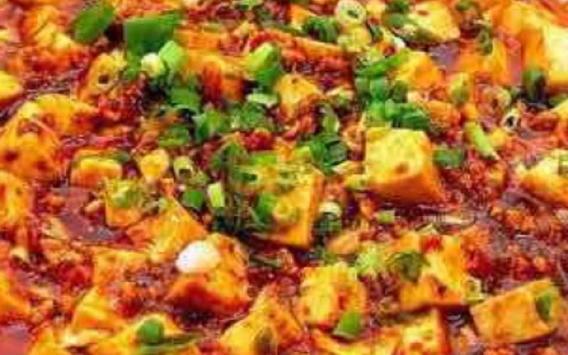 Tahu mapo atau mapo tofu adalah hidangan Tionghoa populer yang berasal dari provinsi Sichuan.  - tokopedia