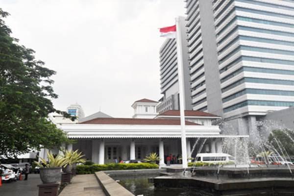 Kompleks Balaikota DKI Jakarta. - DKI Jakarta