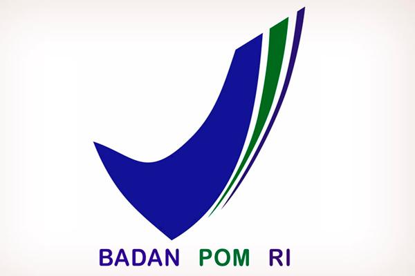 Logo Badan Pengawas Obat dan Makanan (BPOM) - Istimewa