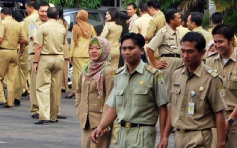 ASN. Secara umum, persepsi PNS terhadap situasi korupsi di Indonesia lebih positif dibandingkan dengan masyarakat umum maupun pelaku usaha dan pemuka opini.  - Kemendagri