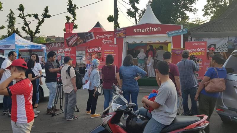 Posko Ramadan PT Smartfren Telecom Tbk. - dok. Smartfren