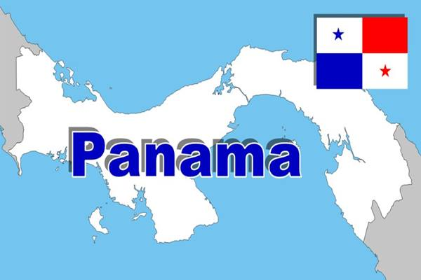 Ilustrasi - wilayah Panama - printech