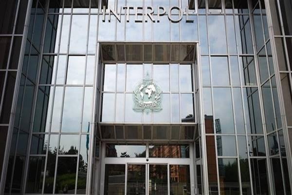 Markas  Interpol di Lyon Prancis - Istimewa