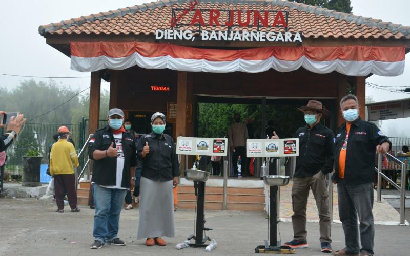 Pariwisata Dieng yang terletak di Banjarnegara, Jawa Tengah terkenal oleh wisatawan lokal maupun mancanegara dengan segala daya tarik bentang alam, budaya dan juga kulinernya.  - HPM
