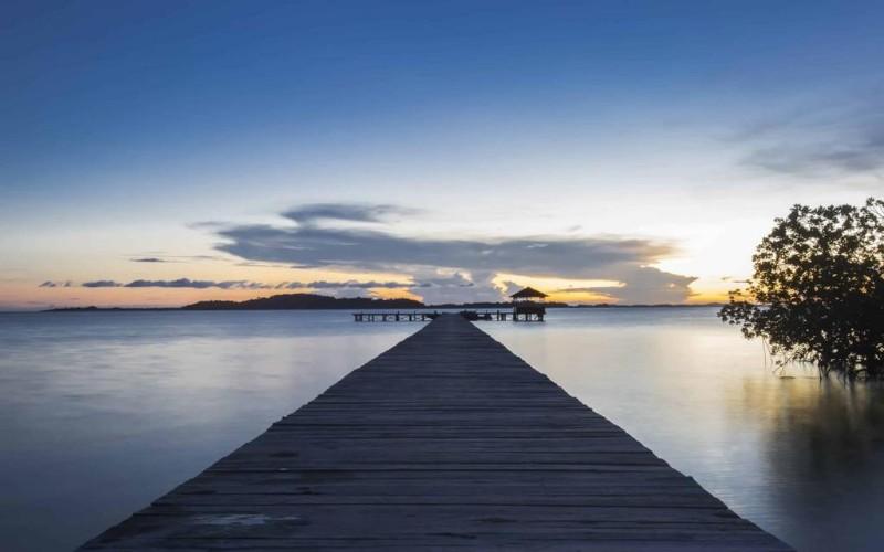 Pulau Katang Lingga - istimewa