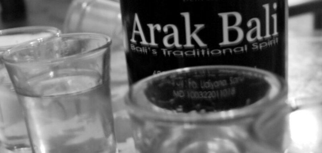Arak Bali. / POM.go.id