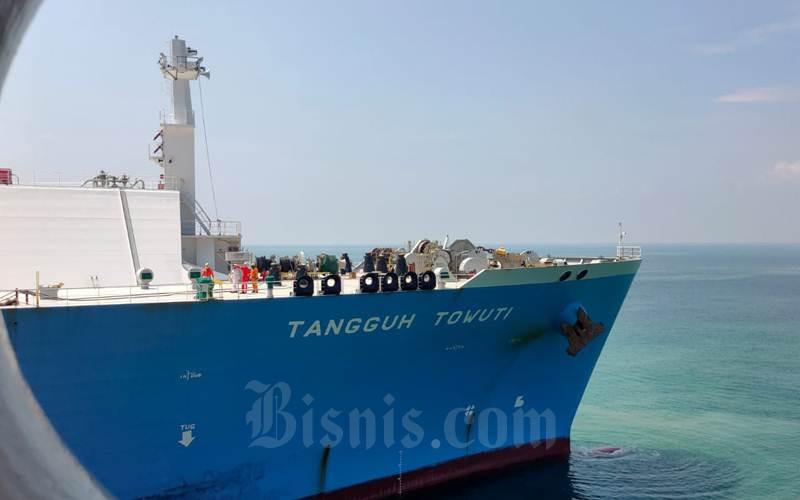 Kapal Tangguh Towuti - Istimewa