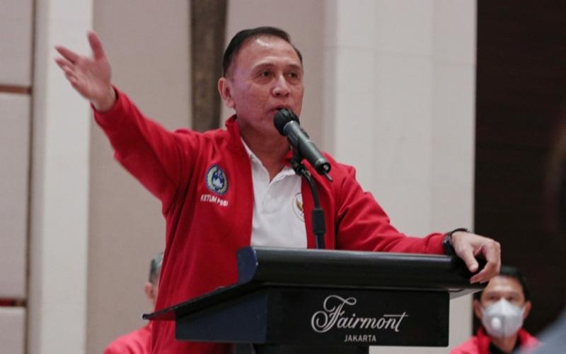 Ketua Umum PSSI, Mochamad Iriawan - PSSI