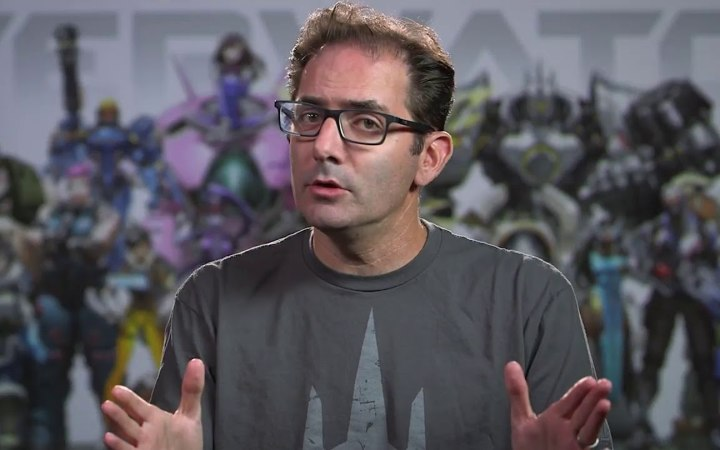 Sutradara Game Overwatch, Jeff Kaplan tinggalkan Blizzard. - attackoffunboy