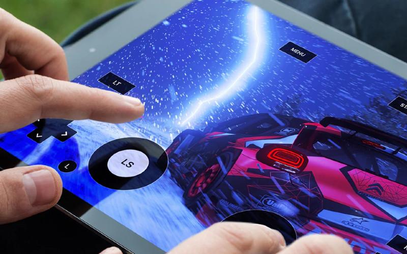 AMD Link merupakan aplikasi gratis untuk menghubungkan komputer gim dengan tablet, ponsel, atau televisi.  - amd.com