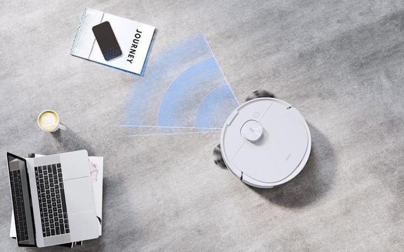 Vakum robotik Deeboot N8 PRO ini bisa didapatkan di website Ecovacs dan beberapa e-commerce dengan harga mulai dari Rp6,99 juta.  - Ecovacs