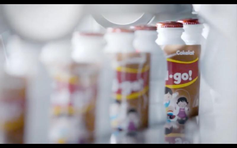 Produksi susu cair anak-anak.  - morinagaplatinum.com