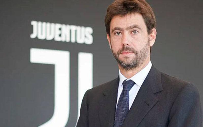 Presiden Andrea Agnelli - Juventus.com