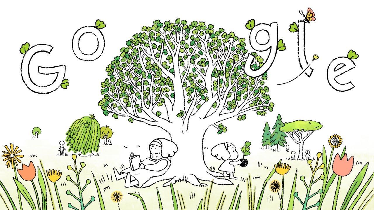 Google Doodle Hari Ini (22/4) Peringati Earth Day 2021 ...