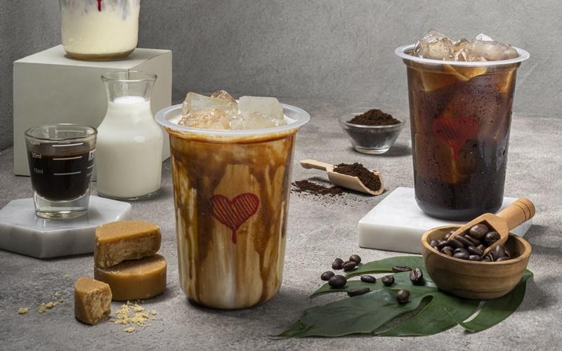 Kopi Kenangan light coffee