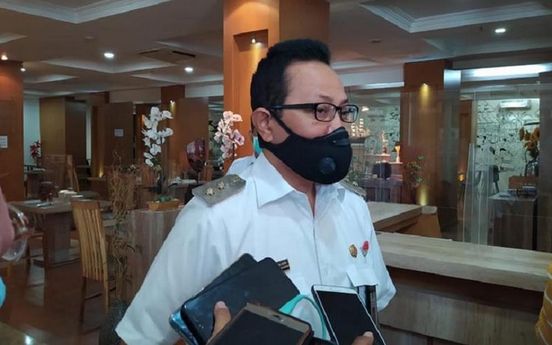 Wakil Wali Kota Yogyakarta, Heroe Poerwadi. JIBI - Harianjogja.com/Sirojul Khafid