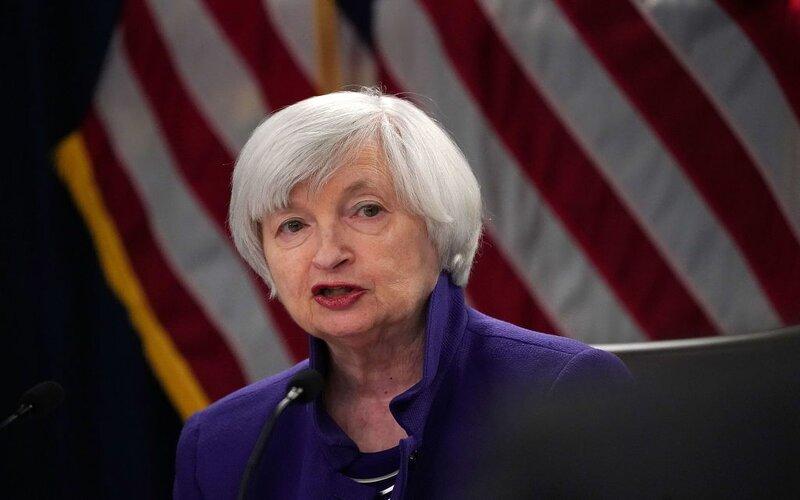 Menteri Keuangan perempuan pertama di Amerika Serikat Janet Yellen -  Bloomberg